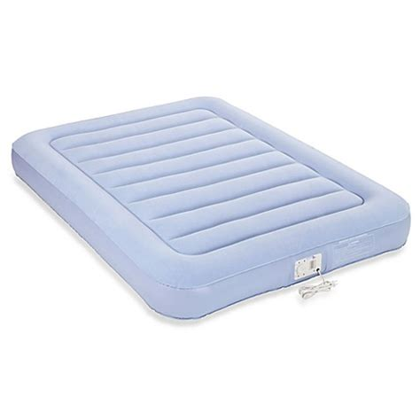 bed bath and beyond aerobed aerobed 174 luxury collection extra comfort inflatable bed