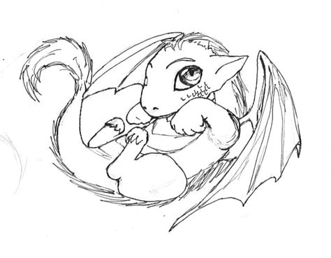 coloring pages of cute dragons baby dragon coloring pages baby dragon drawings image