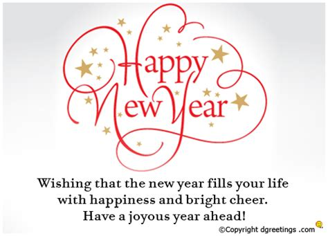 Business Letter New Year Wishes Happy New Year Greeting Business Letter Success Quotes