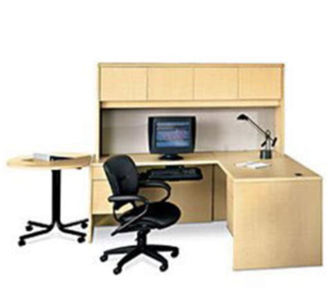 used computer desks rof inc