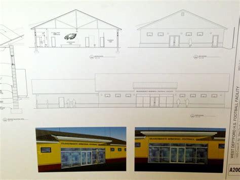 football field house designs west deptford football field house plans scuttled so what now west deptford nj