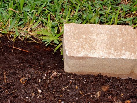 Install Landscape Edging Roll How To Install Garden Edging Landscaping Ideas And