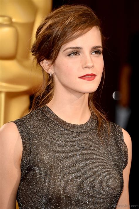 emma watson hairdos easy step by step 55 best hairstyles of emma watson