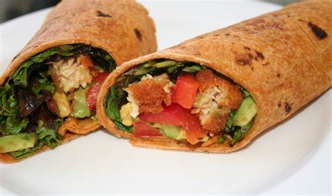 to wrap chicken wraps recipe dishmaps