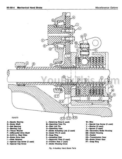 deere 4240 wiring harness deere 4240 fuel lines