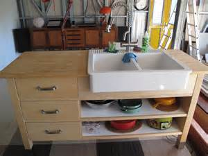 home domestic bliss thanks to varde domsjo sink hack