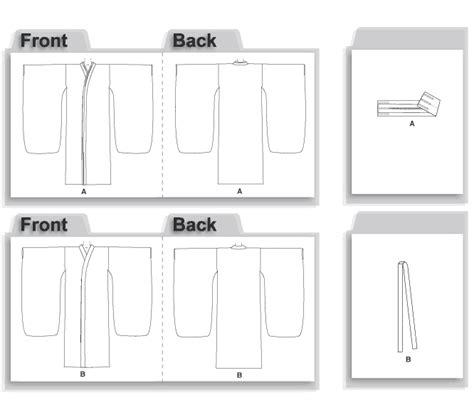 sewing pattern japanese yukata simple yukata pattern kimono sewing pattern blog