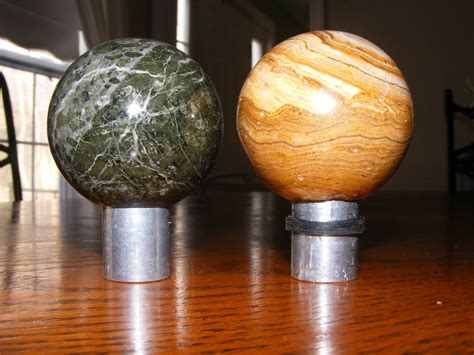 Rock Shift Knob by Diy Shift Knobs Made From Spheres Of Rock Pic Heavy