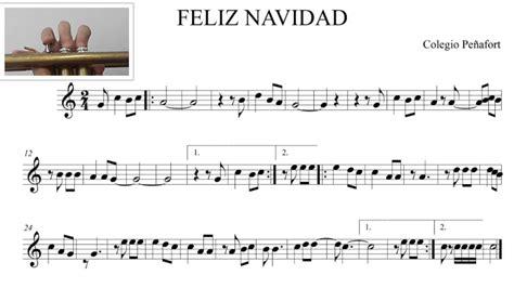 cancin de navidad eso 8468209791 feliz navidad primera voz digitaci 211 n trompeta colegio pe 209 afort youtube