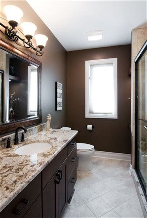 brown painted bathrooms 17 best ideas about brown bathroom on pinterest brown bathroom decor brown walls
