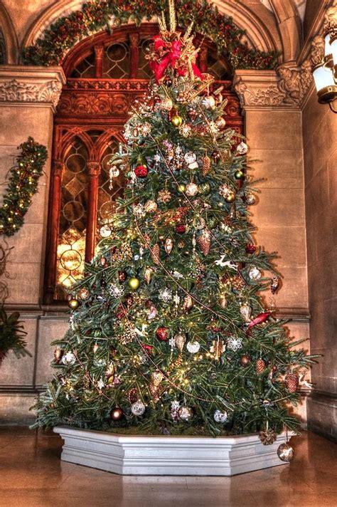 biltmore christmas tree photograph by carol r montoya