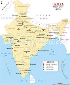 Map Of India Cities by Major Cities Of India Flickr Photo Sharing
