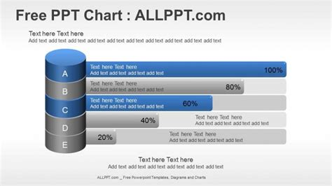 ppt templates free download bar powerpoint charts design