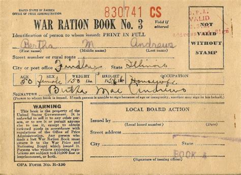 the world looked away after the war books ration books the national wwii museum new orleans