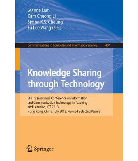 How To Make Successful Communication Through International Conferencing Services by Knowledge Through Technology 8th International