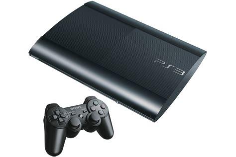 sony playstation 3 slim console console de videogame sony playstation 3 slim 500gb