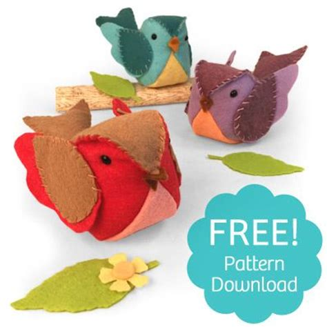 pattern for a felt robin 210 best images about fabric birds on pinterest robins