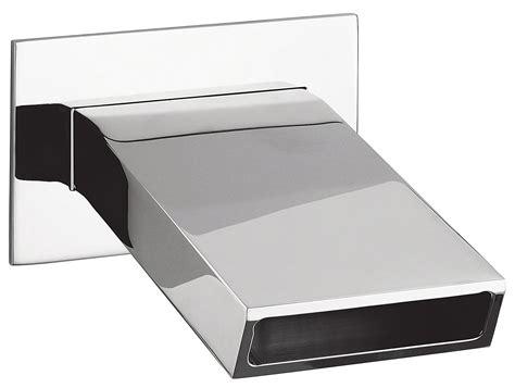 wall mounted bathtub filler crosswater slip wall mounted bath filler spout sp0370wc
