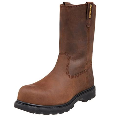 Caterpillar Solid Safety Boots category men s shoes trend fashion