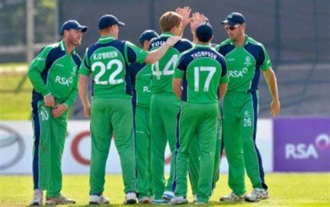 ireland vs scotland 4th match tri series live cricket - Ire Vs Sco Live Score