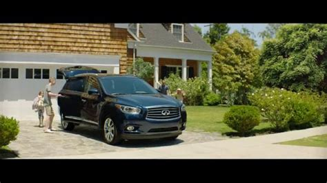 qx60 commercial actress infiniti qx60 tv spot vacation featuring christie