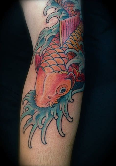 self made tattoo design 36 best images about just koi fish forearm on