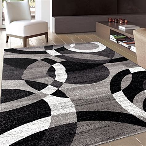 Gray Area Rugs Contemporary Best Gray Area Rugs For 200 The Flooring