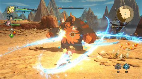 ni no kuni ii revenant kingdom is looking great in new gameplay footage