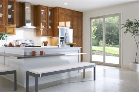 Simonton Patio Door In Modern Kitchen Simonton Patio Door