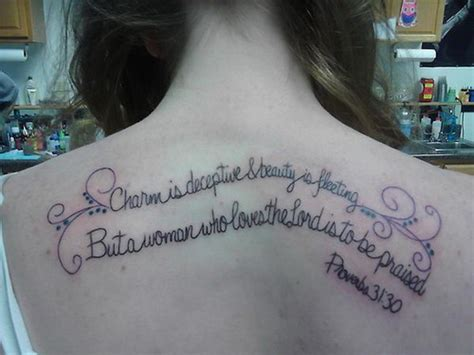 cool bible verse tattoo design ideas  meanings