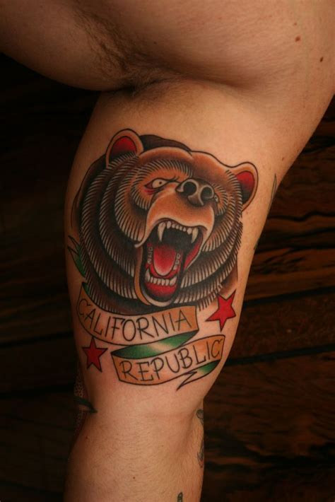 american traditional bear tattoo 17 best images about tats on traditional