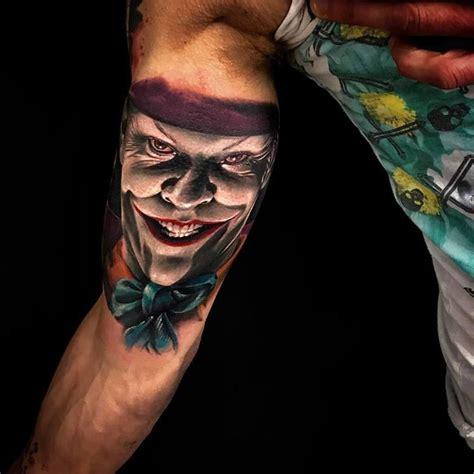joker tattoo on neck tattoo joker tattoo collections