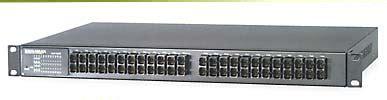 Switch Fiber Optic 24 Port midsouthcable signamax 24 port 100fx ethernet fiber