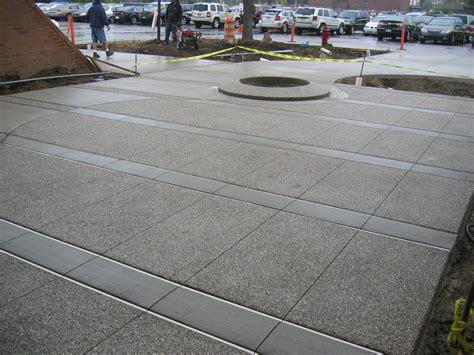 decorative concrete albaugh masonry and tile inc