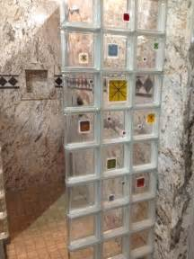 glass block bathroom ideas custom shower base innovate building solutions blog