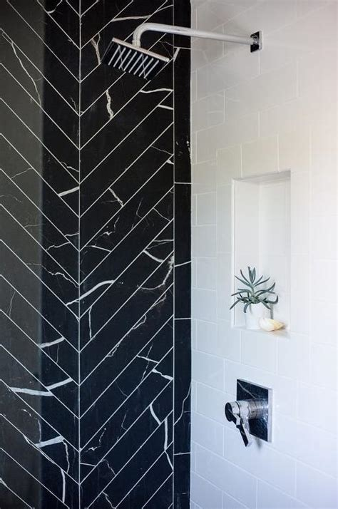 black marble bathroom tiles black marble shower tiles black marble chevron shower tiles