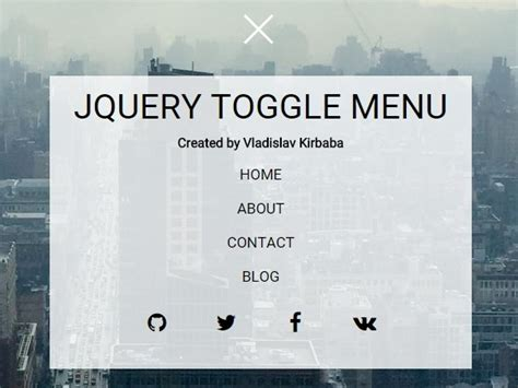 jquery toggle div animated toggle menu with jquery and css css3 free