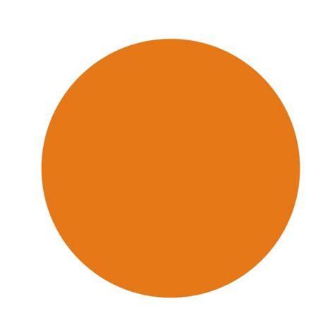 Polka Dots Wall Stickers orange dot gallery