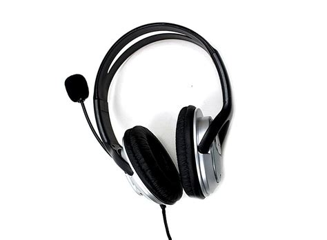 Headset Hk multimedia stereo headset headphone with microphone and 3