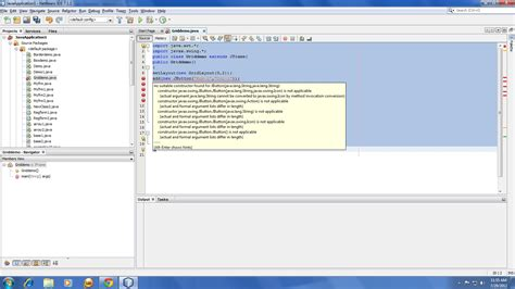 grid layout java netbeans unable to create buttons in a gridlayout using java net