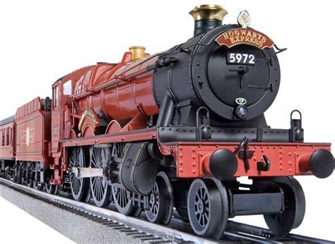 amazon com lionel harry potter hogwarts express train set
