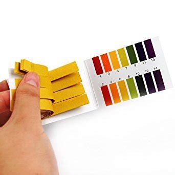 How To Make Litmus Paper - 2 packs ph 1 14 test paper litmus strips tester 80pcs per