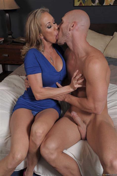 Horny Milf Brandi Love In High Heels Enjoying Hot Sex My