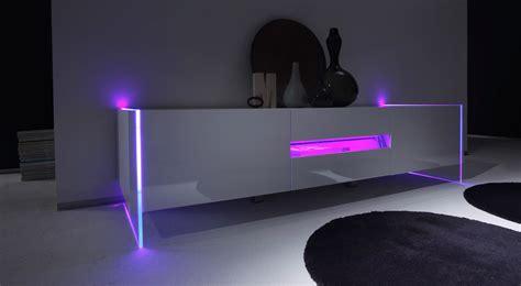 Lowboard Tv Design by Lowboard Wei 223 Hochglanz 3m Ambiznes