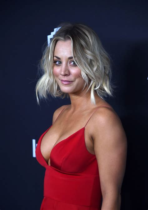 kaley cuoco arts cross stitch actress kaley cuoco instyle and