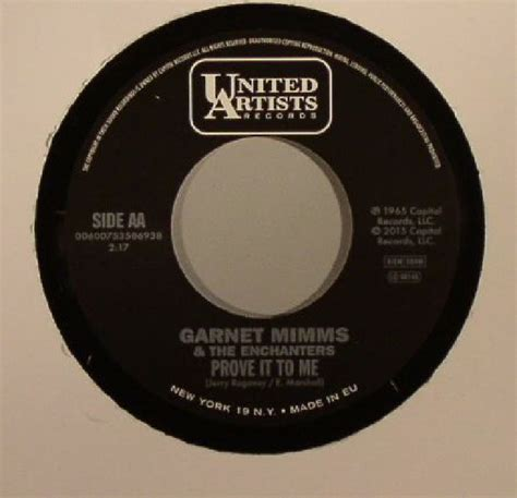 Looking For Records Garnet Mimms The Enchanters Looking For You Record Store Day 2015 Vinyl At Juno