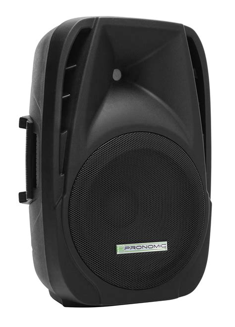 Speaker Active Bluetooth pronomic ph12a active speaker mp3 bluetooth 150 300 watt