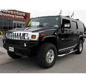 2006 Used Black Hummer H2 SUV Available At Lynch