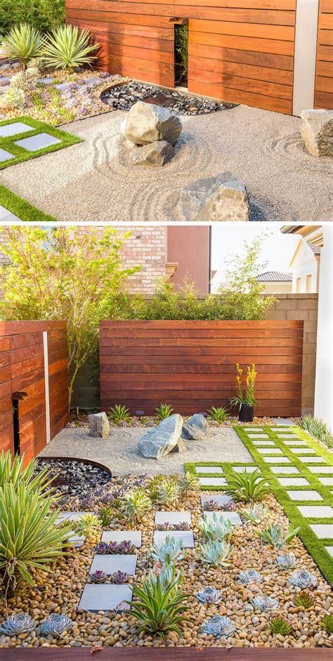 elements  include  designing  zen garden