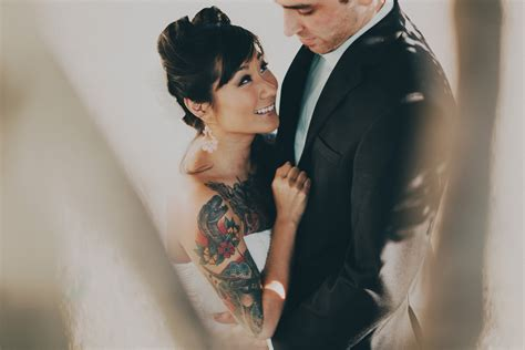 bridal style a guide for the tattooed bride